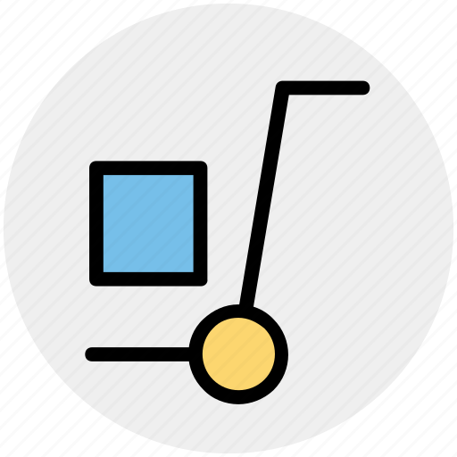 crate, delivery, package, products, transport icon