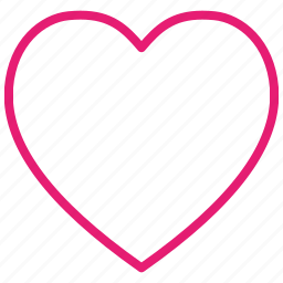 bookmark, favorite, heart, love, romanse icon