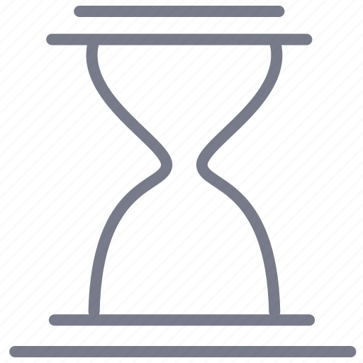 clock, hourglass, loading, time, wait, watch icon