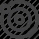 circle, satelite, space, universe icon