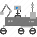 automation, robot, technology icon icon