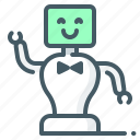 robot, robotic, interactive, robot assistants