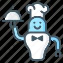 chef, robot, robotic, chef robot
