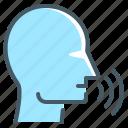 voice, voice recognition technology, head