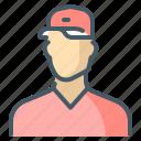 person, user, avatar