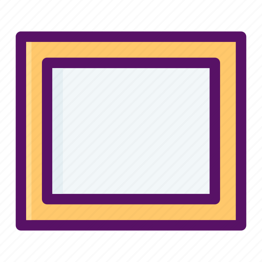 frame, image, photo, photograph, picture icon