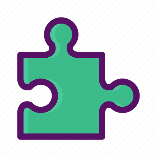 Component, game, jigsaw, modular, puzzle icon - Download on Iconfinder