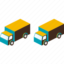 auto, car, delivery, logistics, transport, transportation, truck icon