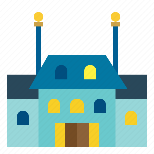 Real, buildings, house, rent, mansion, home, rental icon