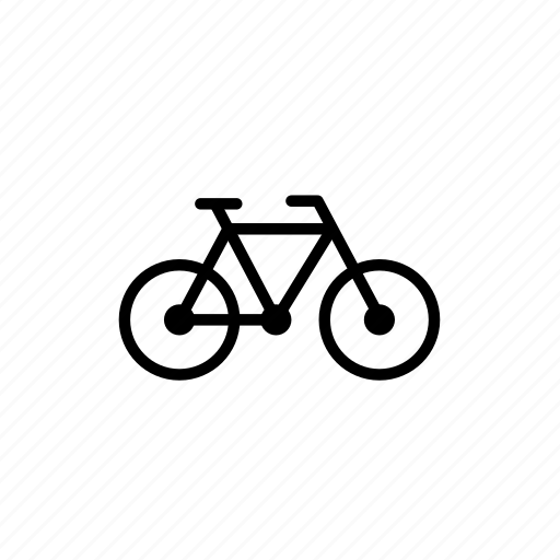 bike, bikelane, mobility, traffic, transport, urban, vehicle icon