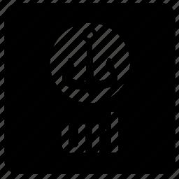 anchor, domain, link, url icon