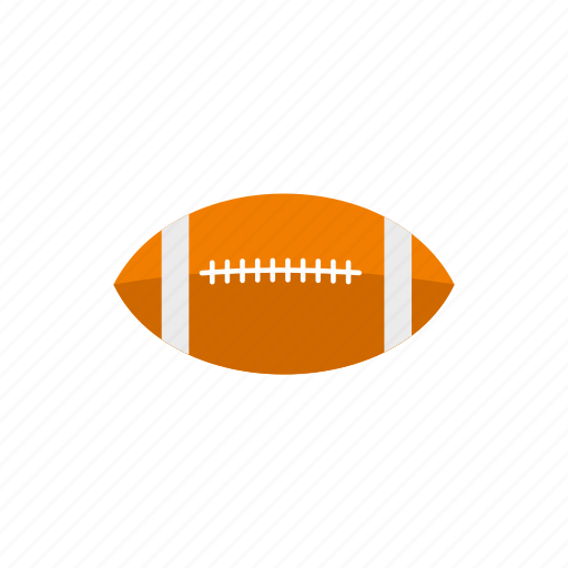 american, ball, football, game, rugby, sport, team icon