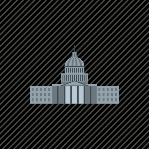 architecture, building, capitol, congress, dome, government, washington icon