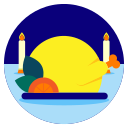 celebration, dinner, feast, food, holiday, thanksgiving, turkey icon