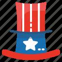 hat, state, united, usa