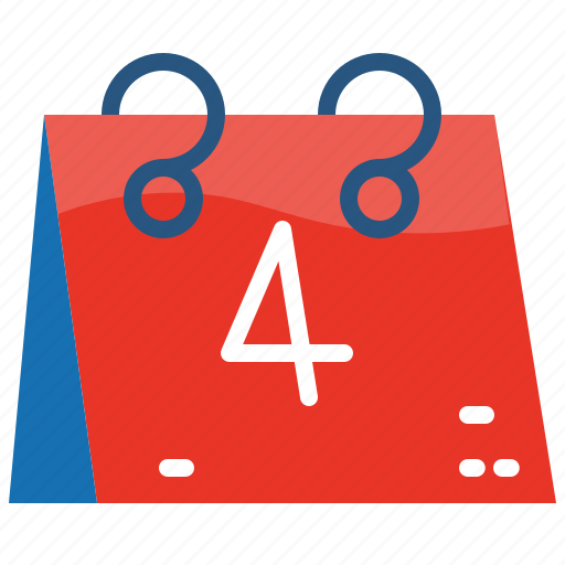 American, calendar, day, independence, state, united, usa icon - Download on Iconfinder