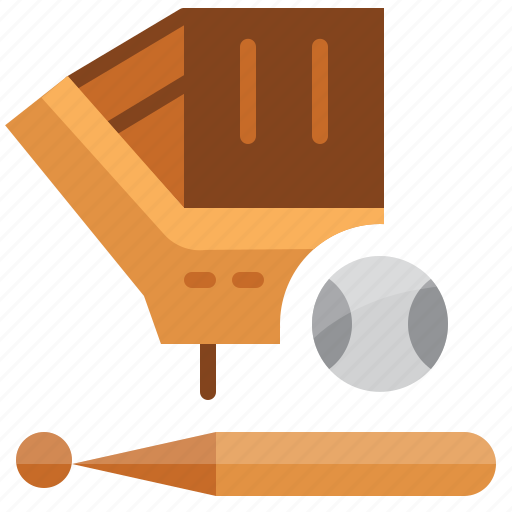 american, baseball, gloves, sport, state, united, usa icon