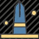 landmark, monument, sight, usa, washington
