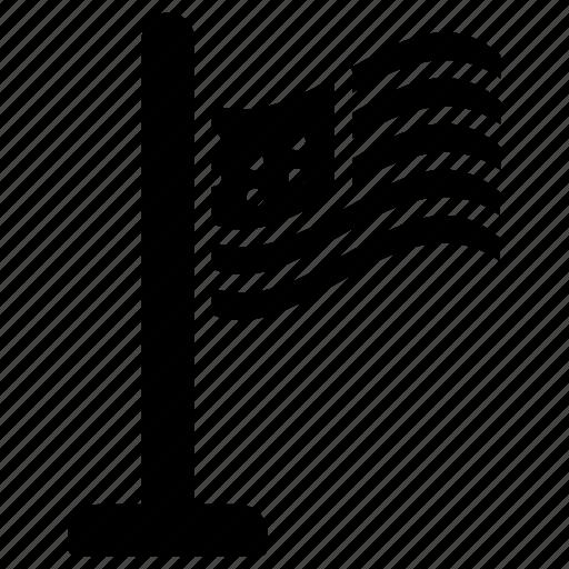 flag, national emblem, politics symbol, usa flag, usa symbol icon