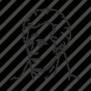 andrew jackson, president, seventh president, usa icon