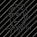 millard filmore, president, thirteenth president, usa icon
