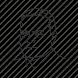 herbert hoover, president, thirty first president, usa icon