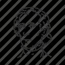 john tyler, president, tenth president, usa icon