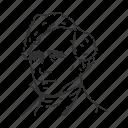 fourteenth president, franklin fierce, president, usa icon