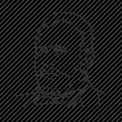 eighteenth president, president, ulysses s. grant, usa icon