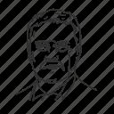 president, theodore roosevelt, twenty sixth president, usa icon