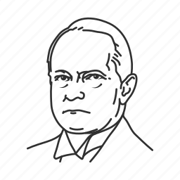 calvin coolidge, president, thirtieth president, usa icon