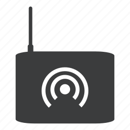 device, internet, network, route, router, wifi, wireless icon