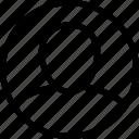 avatar, boy, female, male, man, profile icon