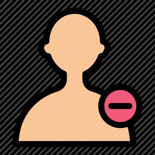 basic, interface, user icon