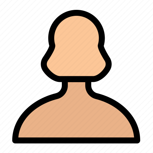 Avatar, girl, person, user icon - Download on Iconfinder
