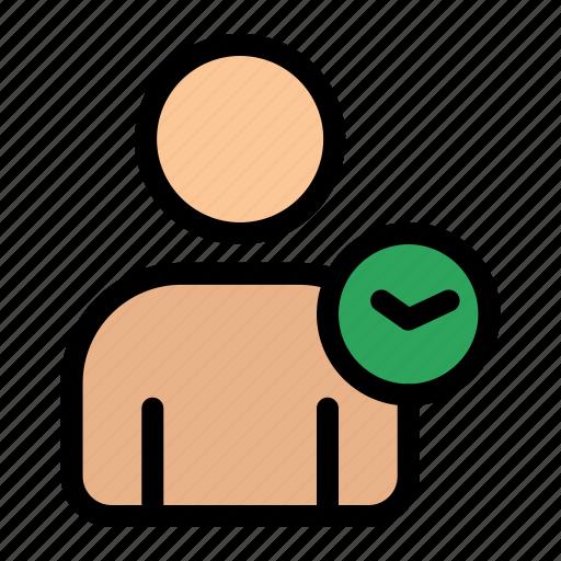 Basic, man, time, user icon - Download on Iconfinder