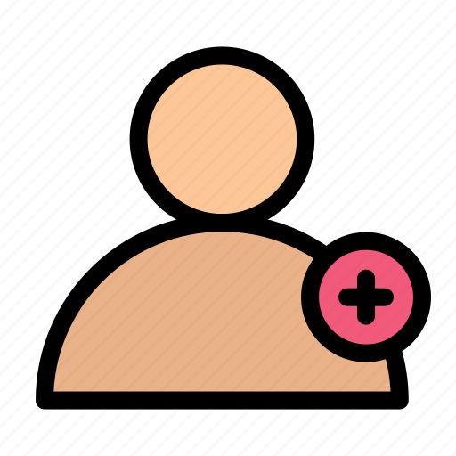 Follow, new, user icon - Download on Iconfinder