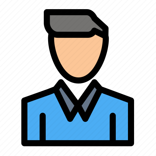 Account, human, man, person, profile icon - Download on Iconfinder