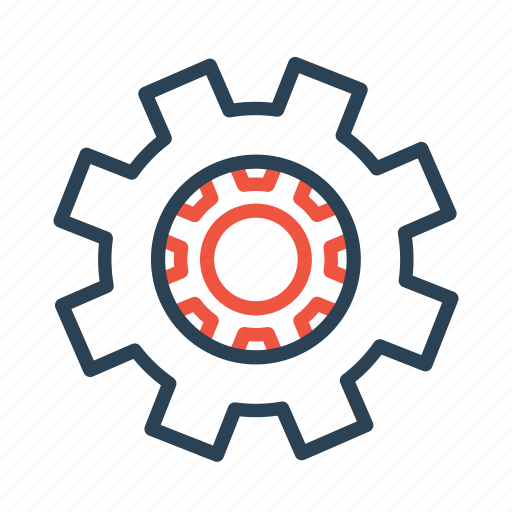 cogwheel, configure, gear, optimization, preferences, setting, wheel icon