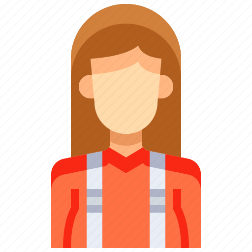 Avatar, female, lumberjack, people, person, user, woman icon - Download on Iconfinder