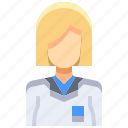 avatar, female, people, person, prisoner, user, woman