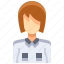 avatar, female, nurse, people, person, user, woman