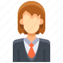 avatar, female, lawyer, people, person, user, woman