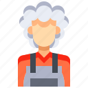 avatar, female, maid, people, person, user, woman icon