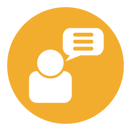 Comment, bubble, chat, message, talk icon - Free download