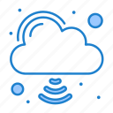 cloud, internet, network