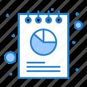 customization, report, chart, data, pie