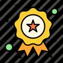 award, badge, quality