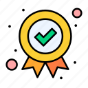award, badge, quality, medal