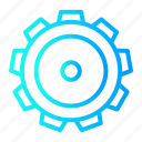 configuration, gear, preferences, setting, user interface icon